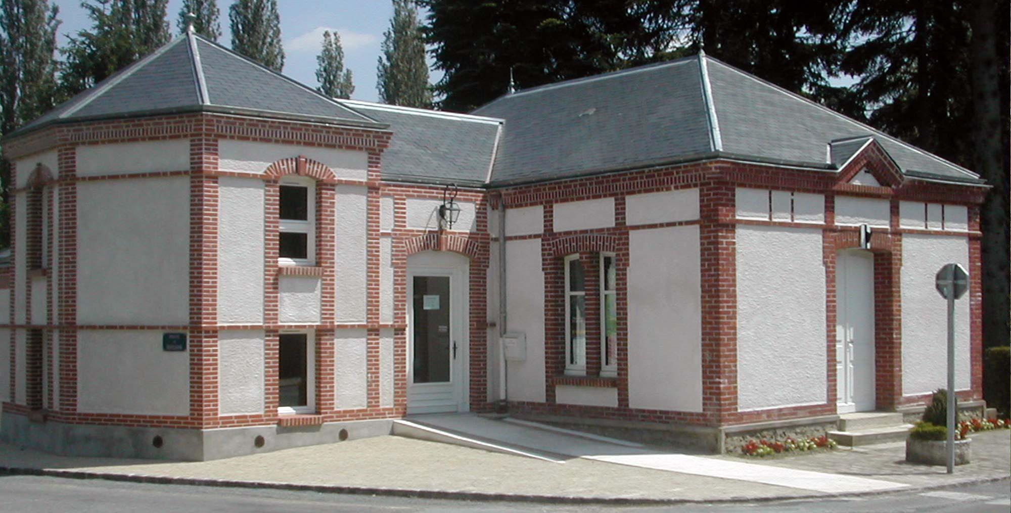 Mairie de Milon la Chapelle