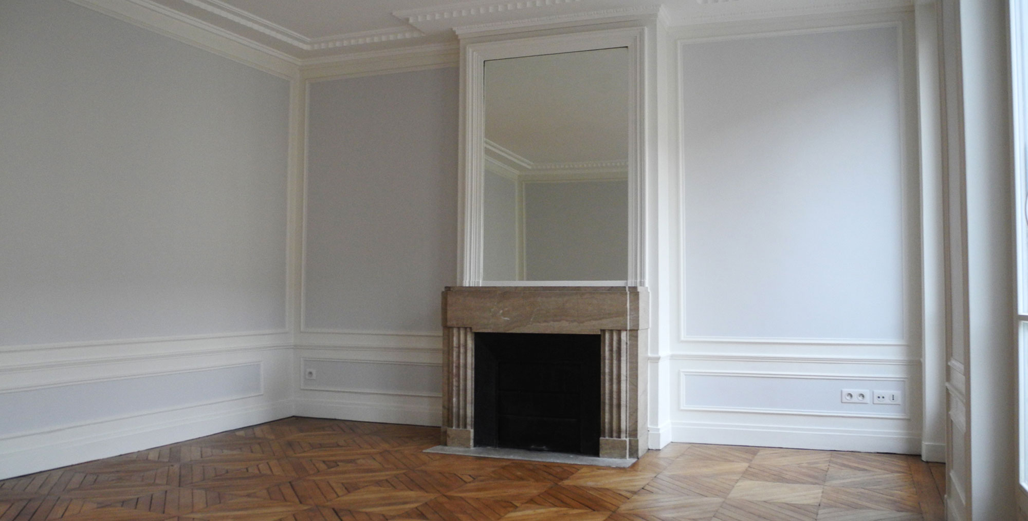 Appartement Paris 6e (Saint Michel)