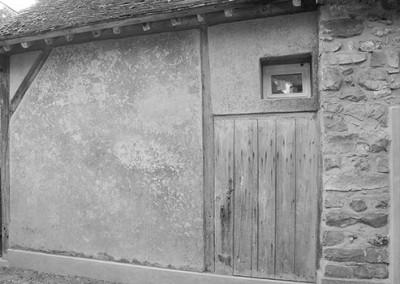 Rénovation d'une maison en terre à Longvilliers