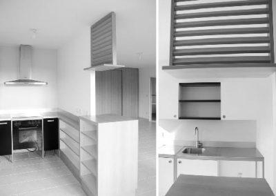 Création d'une cuisine à Saint Rémy-Les-Chevreuse