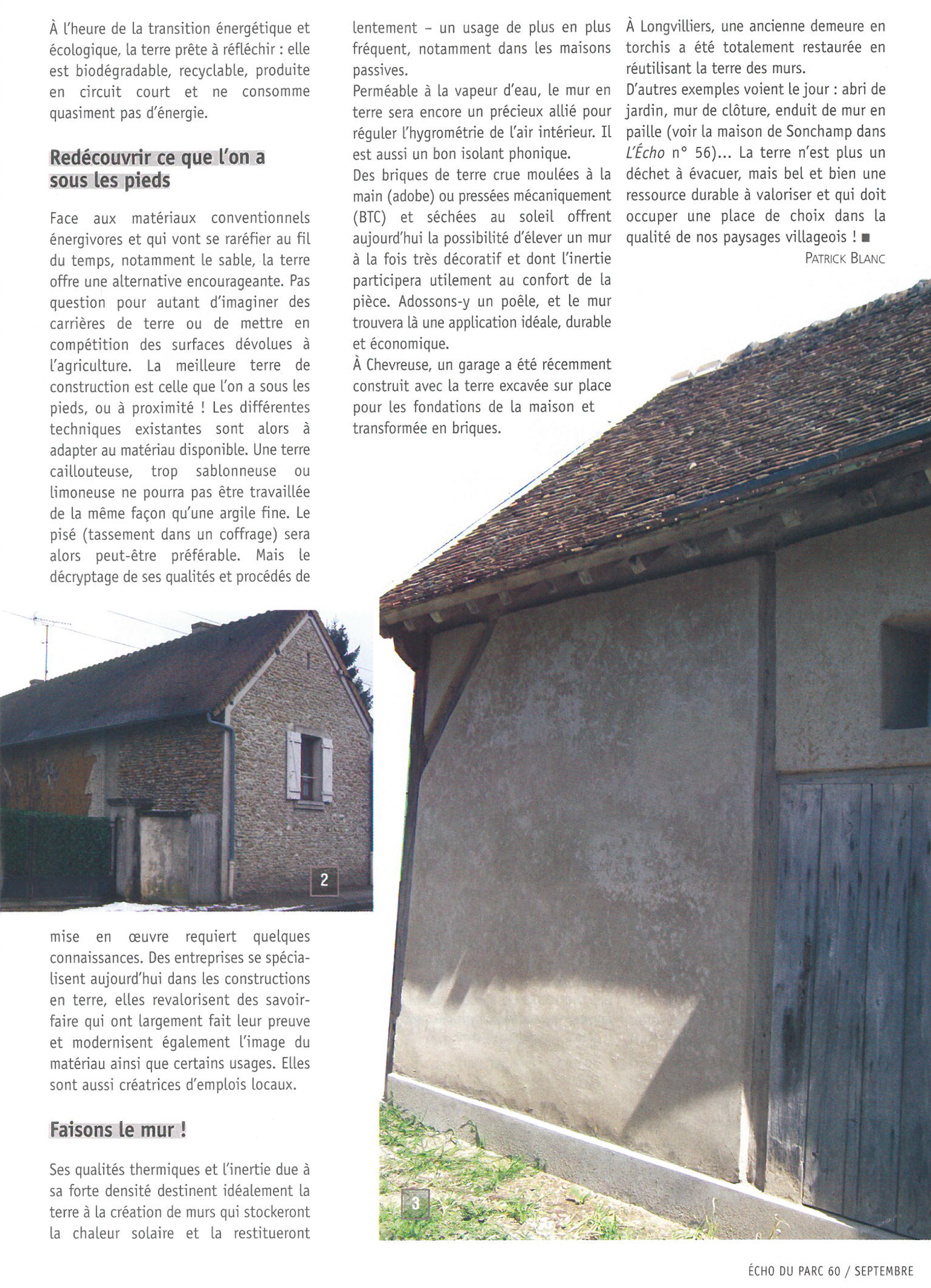 Exemple article