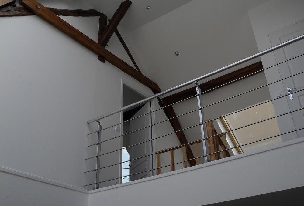 Intérieur maison à Arpajon
